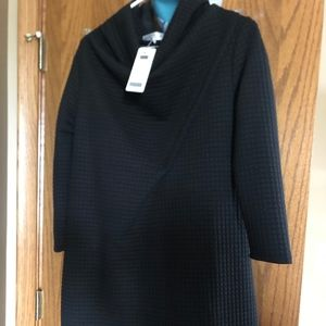 Other - This is a pull over black waffle knit jacket